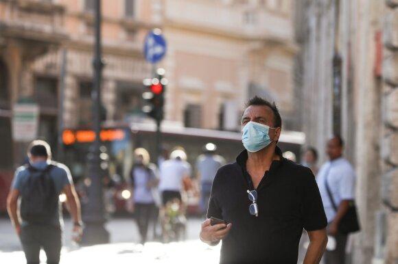Koronavirusas Italijoje