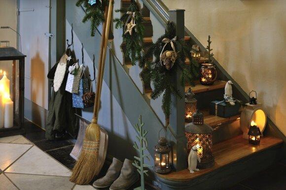 Kalėdinio dekoravimo tendencijos ir įvairūs stiliai: kas madinga šiemet?