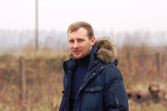 Vitalijus Gavrilovas. Foto / Mindaugas Milinis