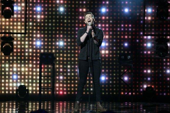 """Iš """"Eurovizijos"""" atrankos iškrito 7 dalyviai, likusieji tęs kovą dėl bilieto į Tel Avivą"""