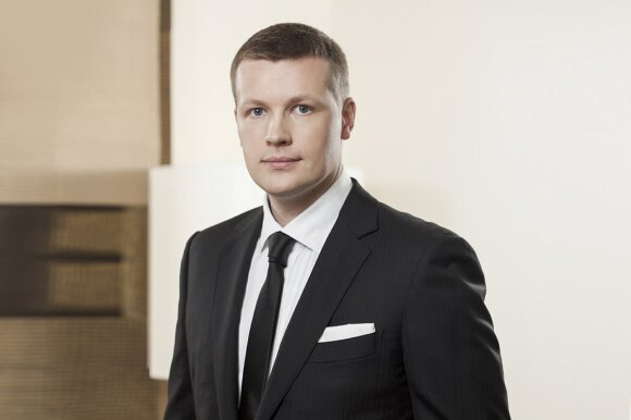 """Advokatų profesinės bendrijos """"Marger"""" advokatas Augustinas Vaičiūnas"""