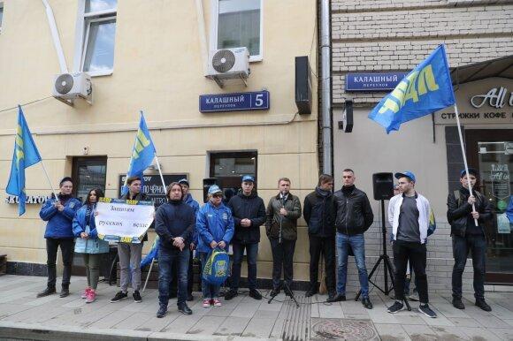 Putinas Estijos prezidentei: santykių nebuvimas – nenormali padėtis