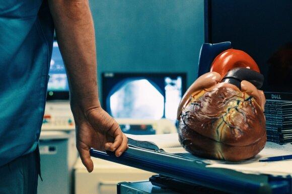 Gydytojas – apie ligą, baisesnę už infarktą: kai ji ištinka, tikimybė išgyventi – labai maža