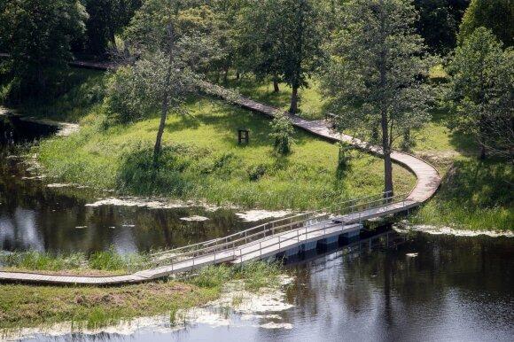 Trokštantys įspūdingų potyrių plūsta į unikalią Lietuvos vietovę: milijono vertas reginys čia nieko nekainuoja
