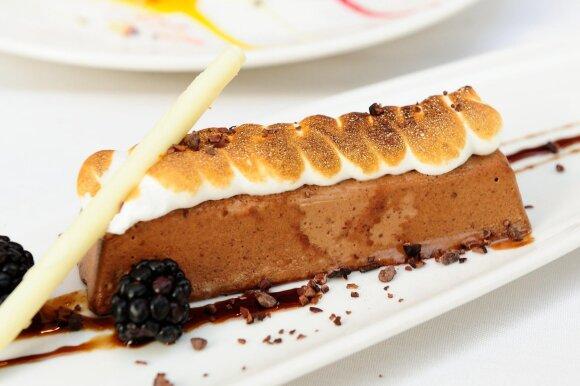 Lengvai pagaminami klasikiniai itališki desertai