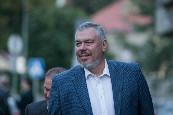 Susigraudinęs Volkovas nusilenkė Lietuvai: toks jausmas manęs neaplanko nė vienoje šalyje