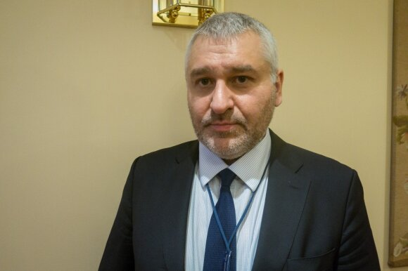 Garsus Rusijos advokatas: jei Ukraina neatlaikys, toliau bus užsiimama Lietuva