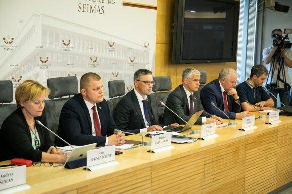 """NSGK: """"MG Baltic"""" veikla kelia grėsmę valstybės sąrangai ir saugumui"""