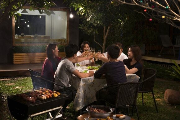 Šeimos vakarienė