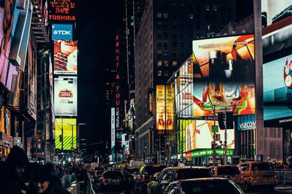 Kelionė į Niujorką