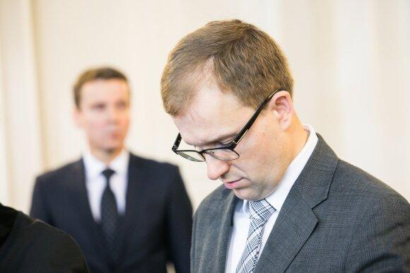 Vytautas Gapšys, Raimondas Kurlianskis
