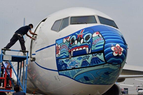 Garuda oro linijos