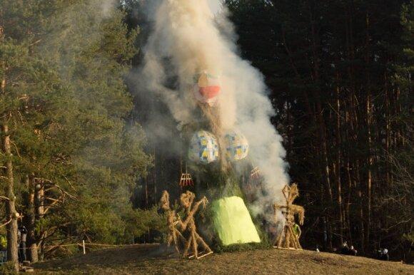Šių metų Užgavėnių šventė Rumšiškėse bus ypatinga