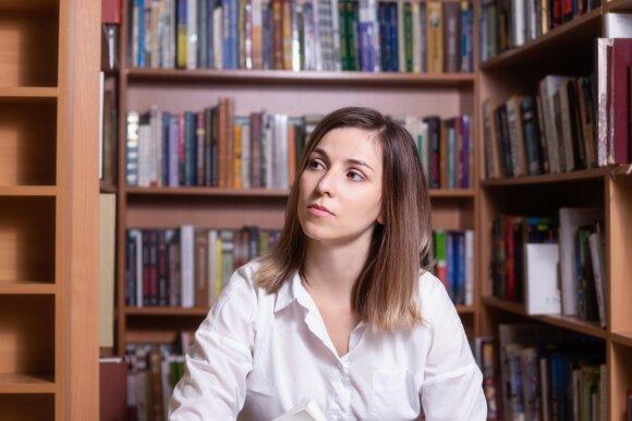 Moteris mokyklos susirinkime išgirdo daug naujienų.