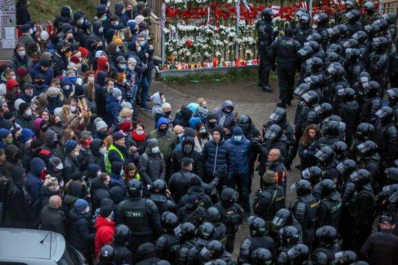 100 дней белорусской революции. Цифры