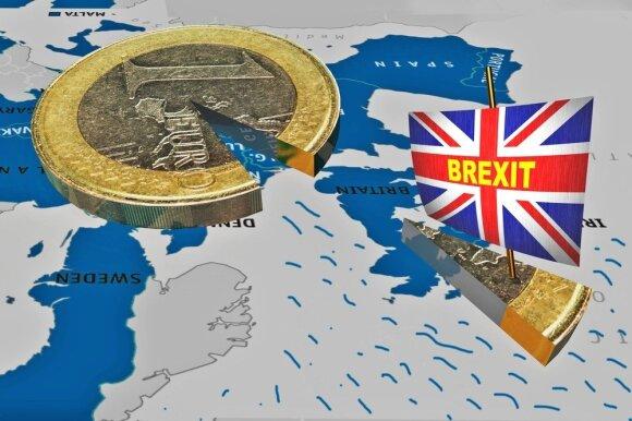 """Brexit"" – suktukas ant bedugnės krašto"