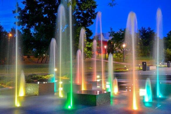 Marijampolės fontanas