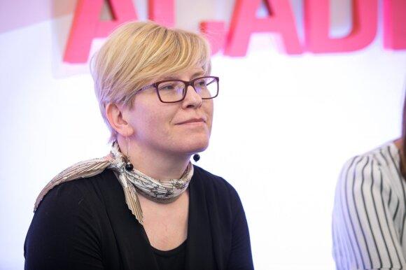 Nijolė Oželytė: nei Skvernelis, nei Matijošaitis negali tapti prezidentais
