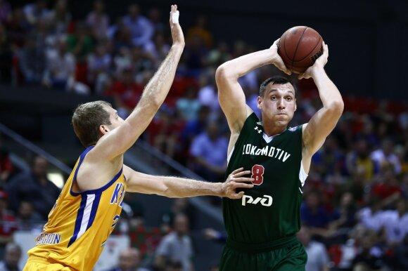 Jonas Mačiulis / Foto: VTB League