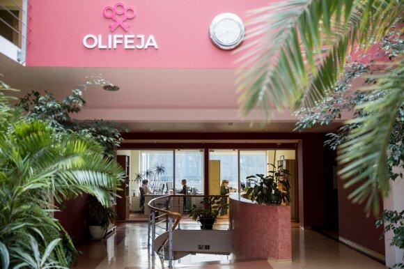 Olifėja būstinė
