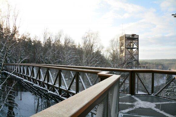 Žiemos poilsio oazės: Lietuvos miesteliai, kuriuos būtina aplankyti šaltuoju metu