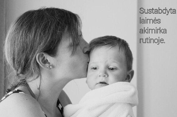 10 priežasčių, kodėl būdama mama esu laiminga