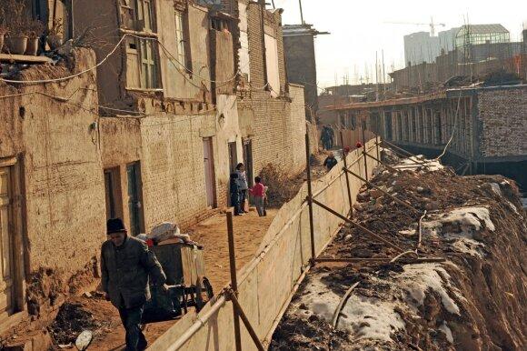 Siaubo istorijos iš Kinijos: užduotis – dar sunkesnė už masinį žudymą