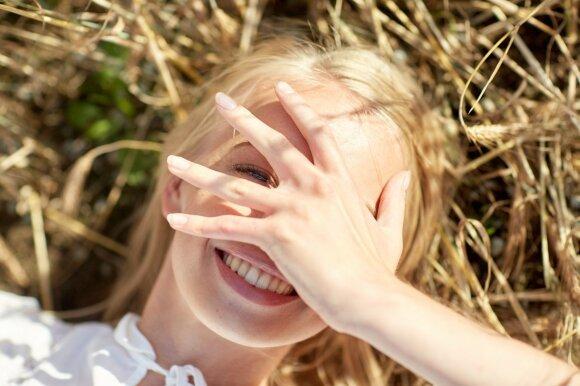 Dietistės patarimai žmonėms, turintiems raustančią veido odą
