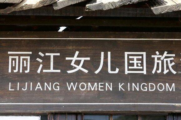 Matriarchato kraštas, kur moteris turi kiek nori vyrų, nėra pavydo ir neištikimybės