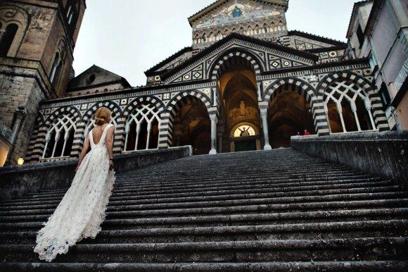 Vestuvės Italijoje