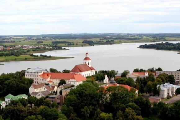 Žemaitijos sostinė Telšiai