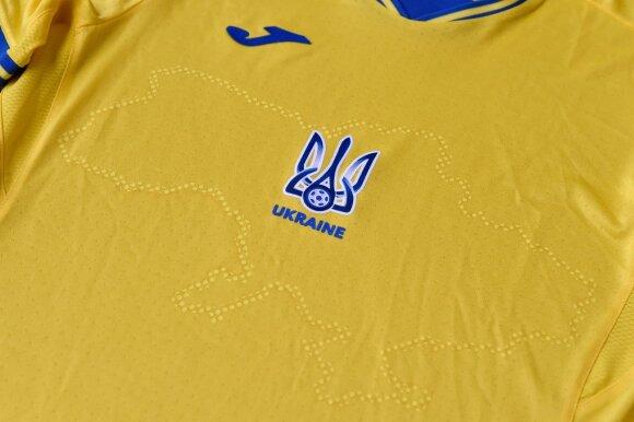 Ukrainos futbolo rinktinės apranga