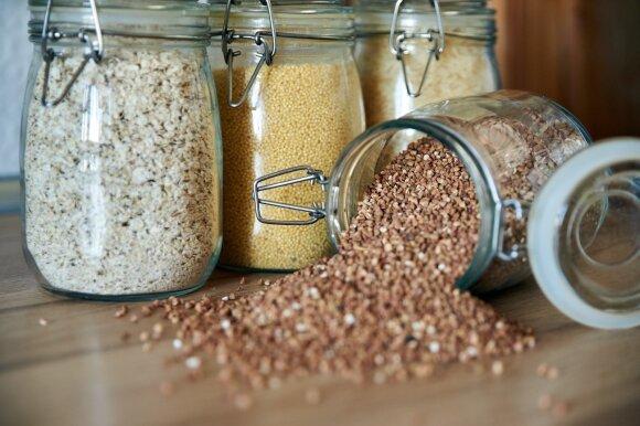 Maisto produktų galiojimo laikas: kada išmesti nevertėtų?