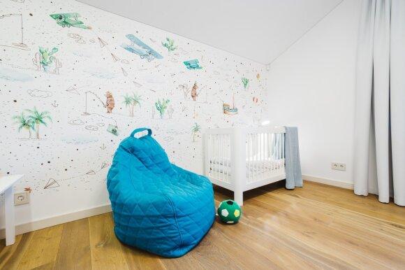 200 kv.m namas Vilniaus priemiestyje: savito šarmo kupini namai