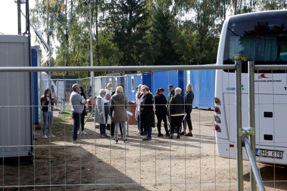 Ruklos pabėgėlių stovykla