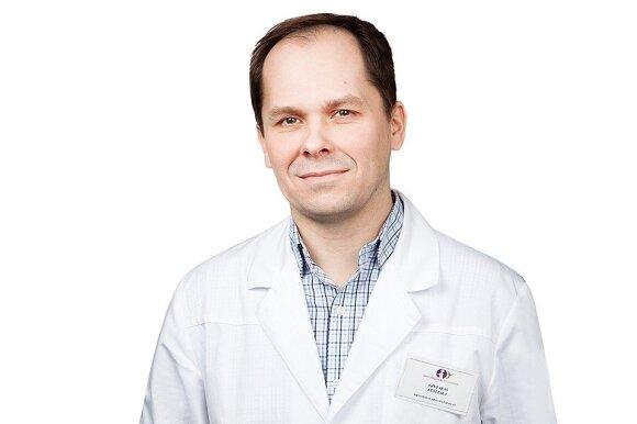 Vaikų ortopedas Gintaras Kušleika