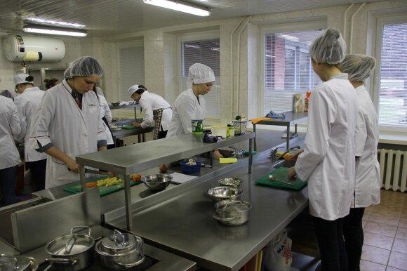 Maisto ruošimo technologija