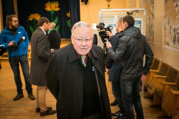 Как голосовали лидеры партий и известные политики в Литве