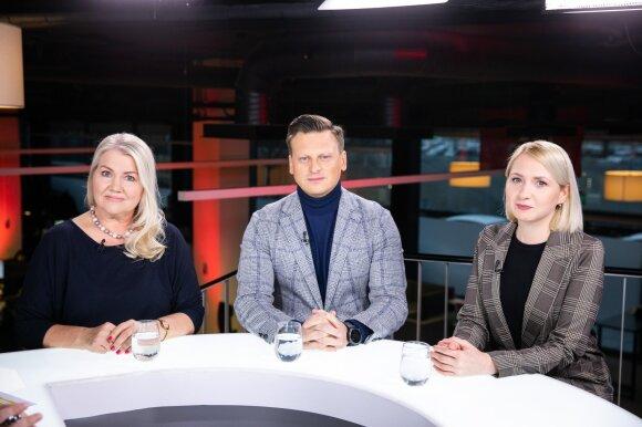 Biruta Zdanevičienė, Valdas Benkunskas, Kristina Pocytė