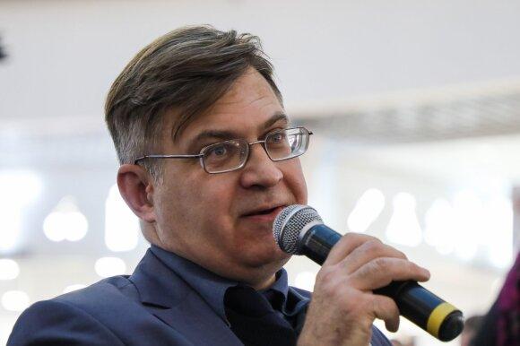 Кандидат биологических наук Владимир Копиця