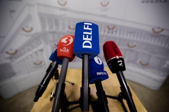Finansų ministerijos darbuotojams – nurodymai, kaip bendrauti su žurnalistais?