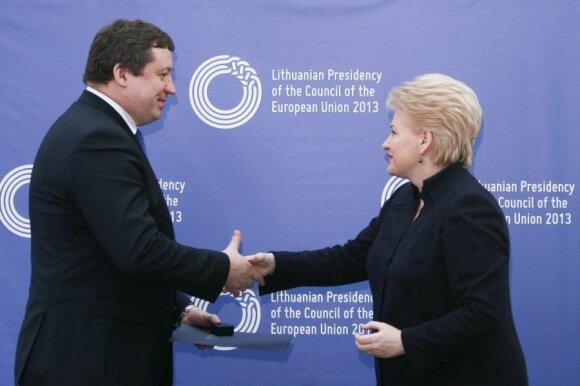Lietuva nusivylė ES sprendimu dėl sankcijų Rusijai
