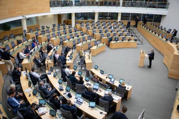 Aistros dėl Pranckiečio nerimsta – Seimo etikos sargai imasi tirti ar procedūros buvo teisėtos