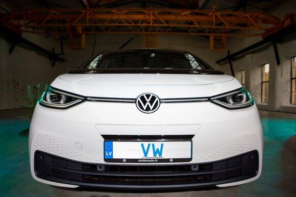"""""""Volkswagen"""" vadovams dėl premijų teks labiau pasitempti"""
