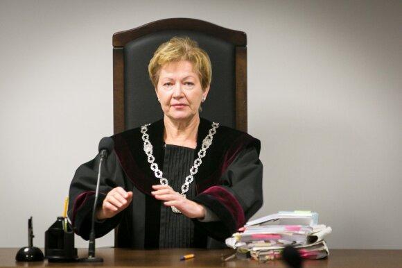 Teisėja Regina Eltermanienė