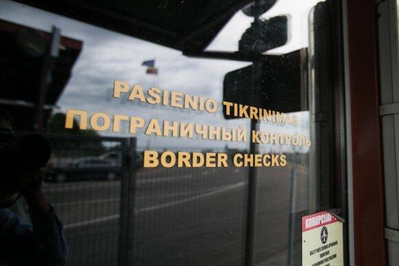 Kaliningradas paskelbė tvarką, pagal kurią lietuviams nemokamai išduos vizas