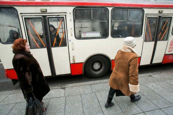 Tyrimo rezultatai privers apmąstyti savo elgesį viešajame transporte