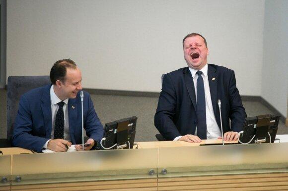 Фейк о мнимых санкциях Литвы в отношении Монголии: мишенью троллей стали президент и премьер