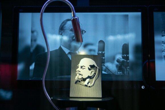 Naujas muziejus Vilniuje primins, kaip buvo lipdomas sovietinis žmogus: užaugo karta, kuri to laikmečio nežino