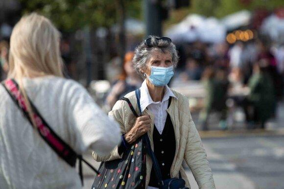Po naujų koronaviruso rekordų – Verygos žinutė: galima sau leisti visai kitokį elgesį nei pavasarį